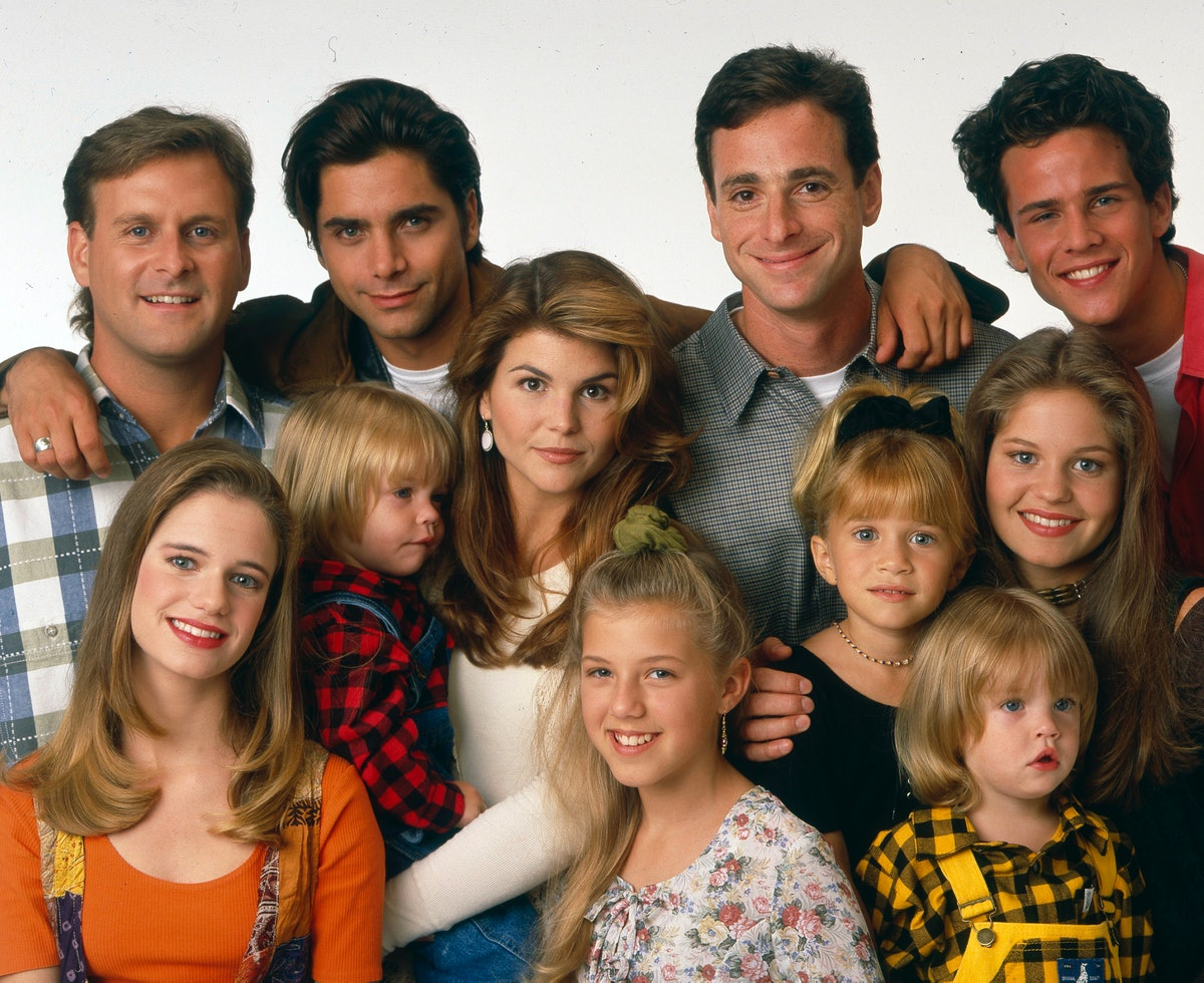 """The 'Full House' cast's """"Full Quarantine"""" parody video is a nostalgic, topical project."""