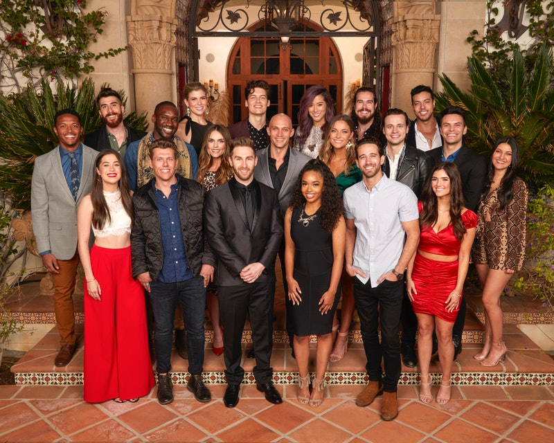 The 'Bachelor: Listen To Your Heart' cast shot the ABC spinoff earlier this year.