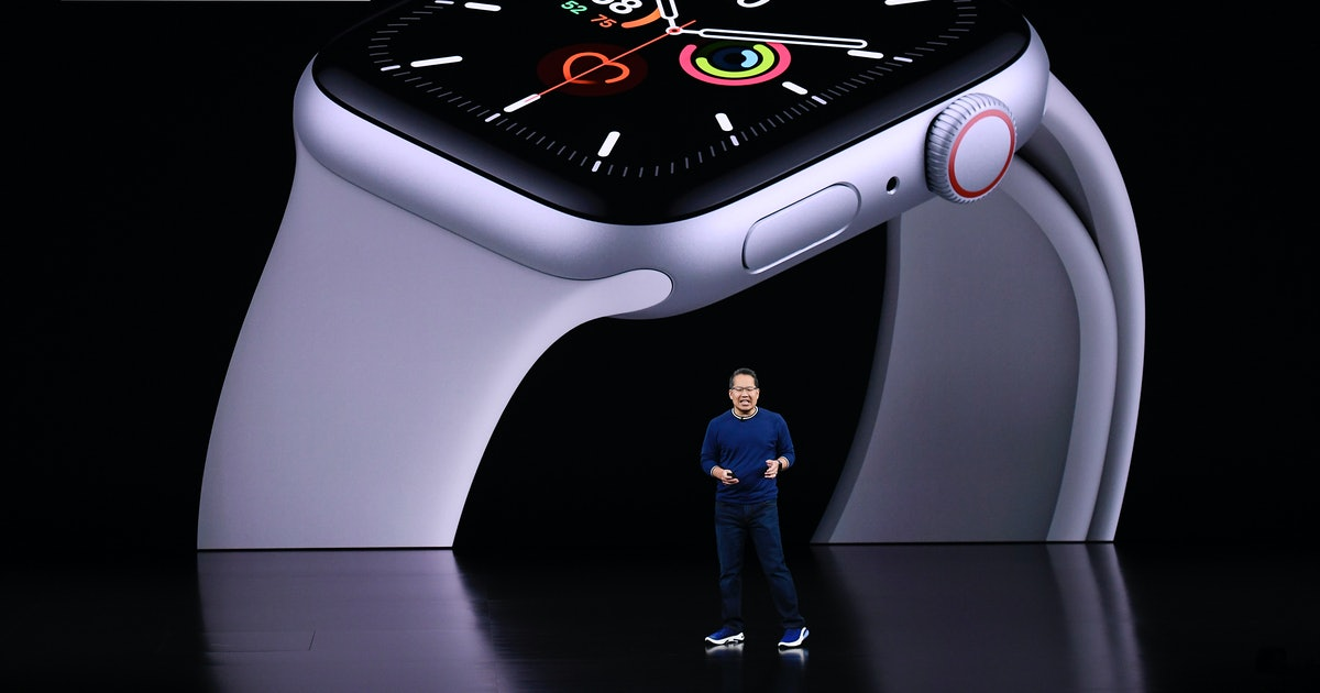 Could the Apple Watch's Digital Crown be on the way out? New leaks suggest so