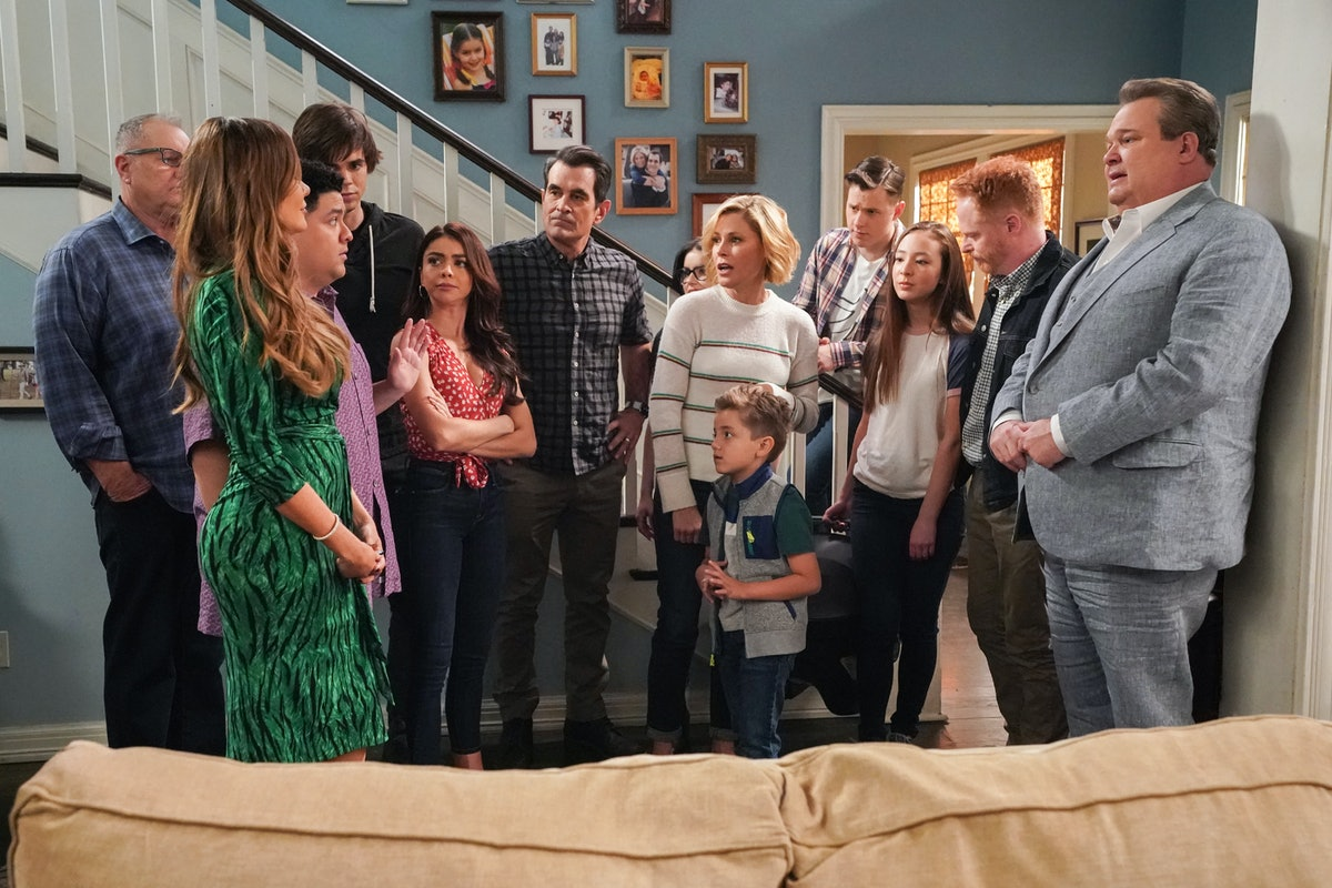 The 'Modern Family' finale