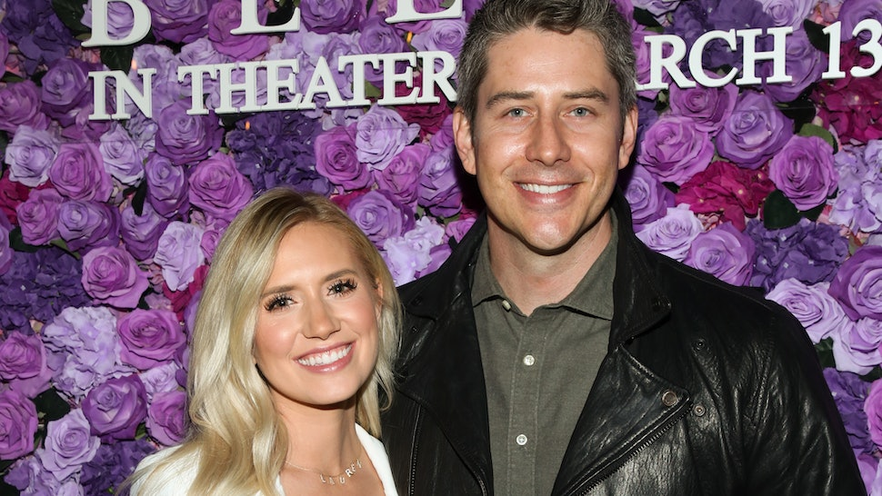 The Bachelor's Arie and Lauren dyed each other's hair.