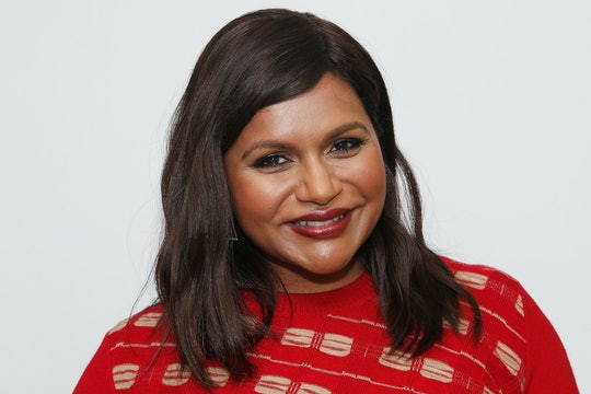 Mindy Kaling is having a great time at home with her daughter Kit.