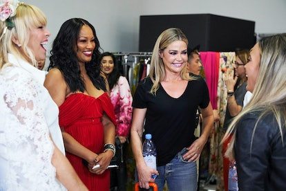 Garcelle Beauvais is on Denise Richard's side in the 'RHOBH' drama with Brandi Glanville.