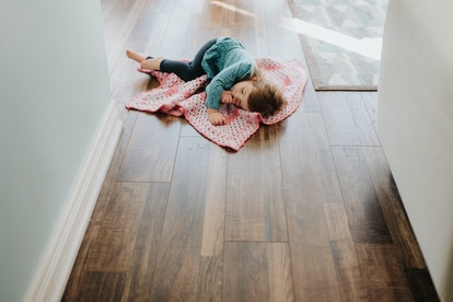 Reverting to baby-like behaviors can happen if your child regresses during quarantine.