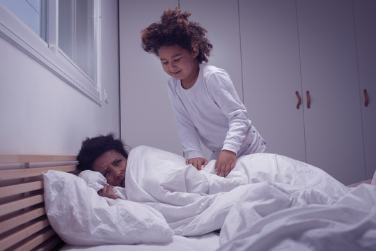 Your kids are out of their normal routine, which could explain why they're waking up earlier during quarantine.