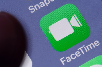You can use Group FaceTime to stay in touch with friends.