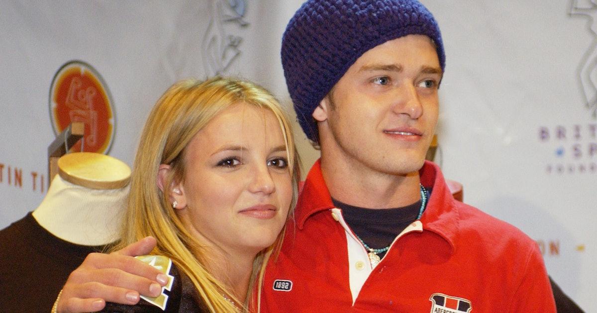 Spears timberlake and Justin Timberlake