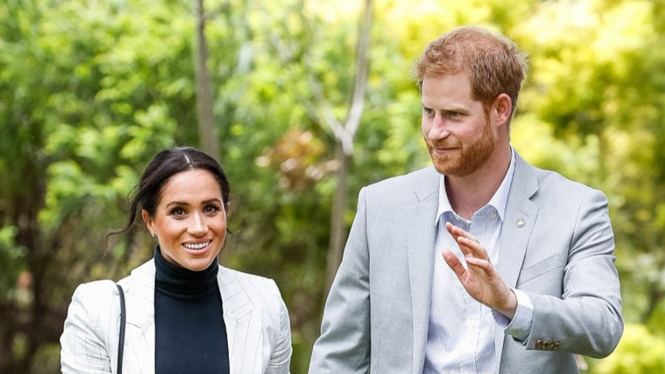 Prince Harry and Meghan Markle donated their time to deliver meals on Sunday and Wednesday for Los Angeles charity, Project Angel Food