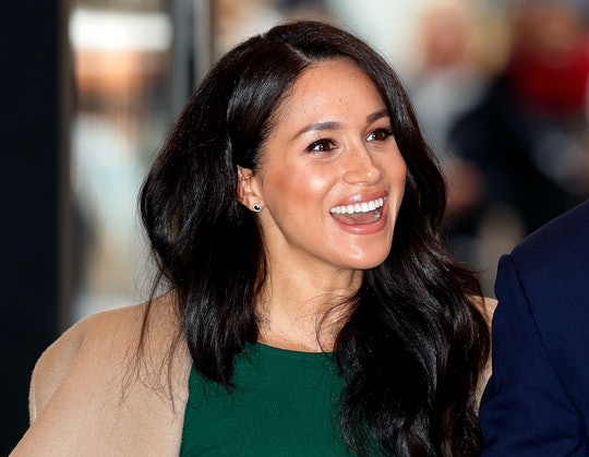 Meghan Markle hopped on a Zoom call earlier this week to support the Hubb Community Kitchen in London.