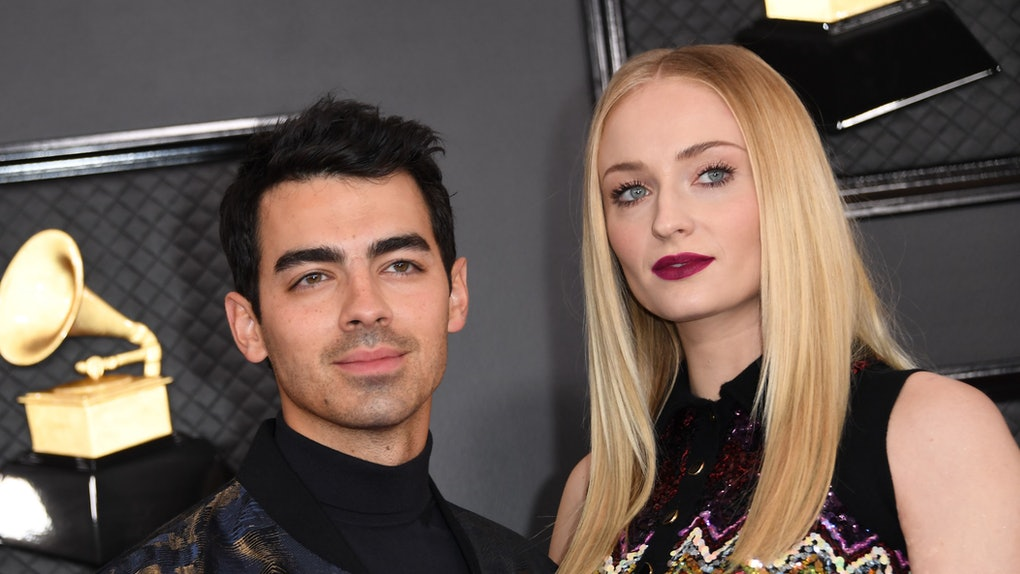 Joe Jonas & Sophie Turner's Couples Challenge TikTok Is Seriously Too Cute