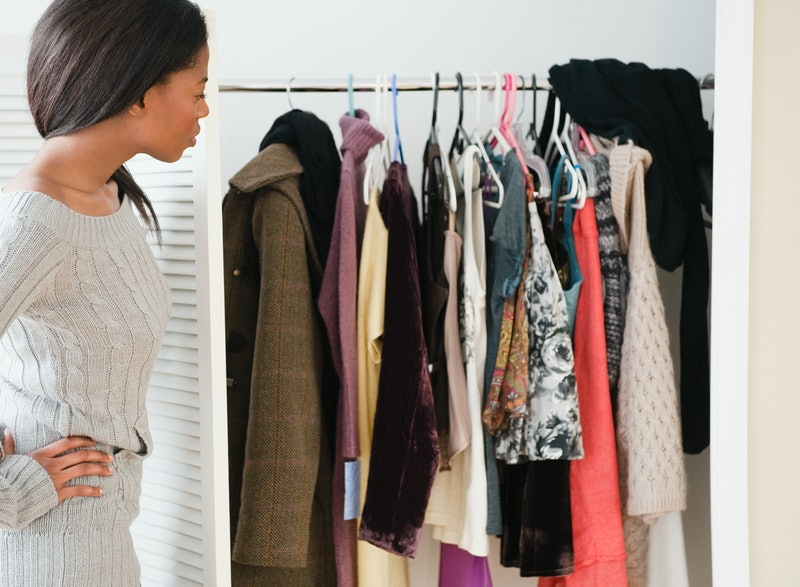 Find out how to make your clothes and closet smell good, from wardrobe freshener to charcoal.