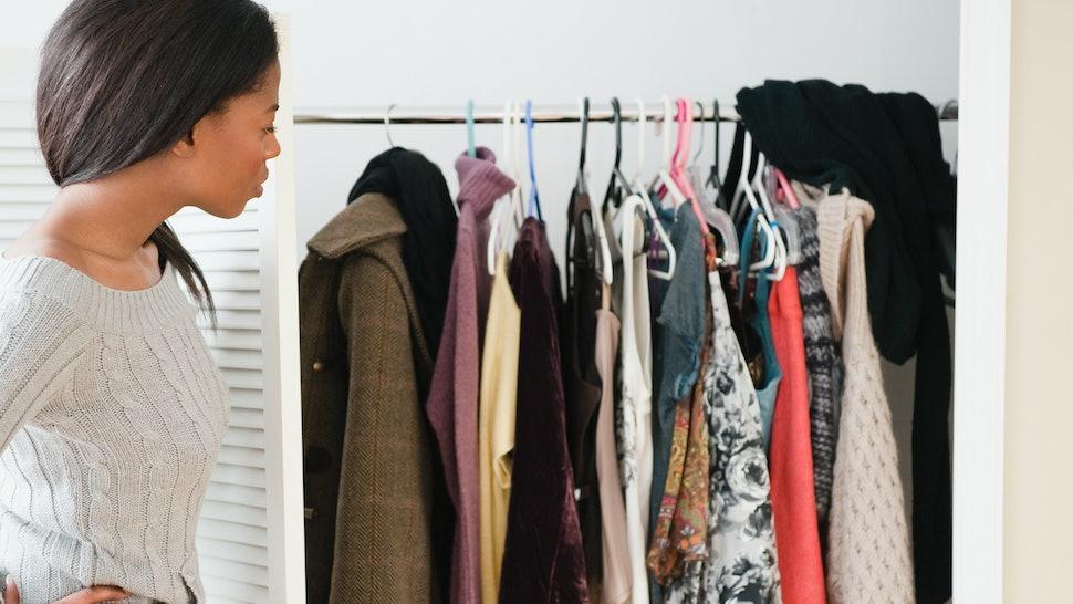 Closet Clothes Smell Amazing