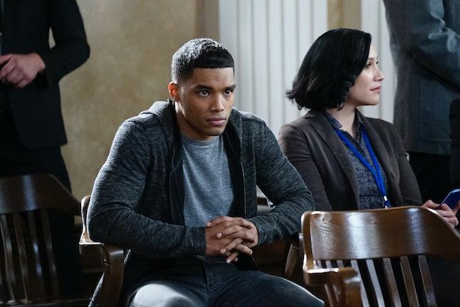 Rome Flynn as Gabriel Maddox on 'HTGAWM'