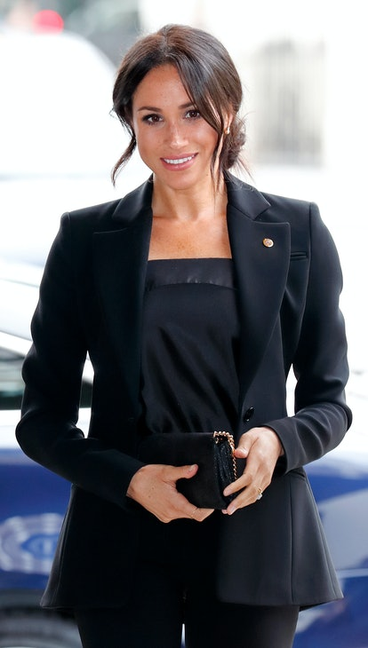 Meghan Markle's signature low bun is, of course, one of her best hairstyles of all time