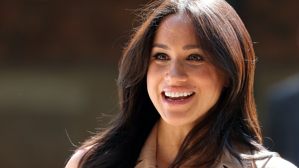 In her first interview to air since stepping back from her role as a senior royal, Meghan Markle talked about her Disney+ gig as the narrator behind the nature documentary 'Elephant.'