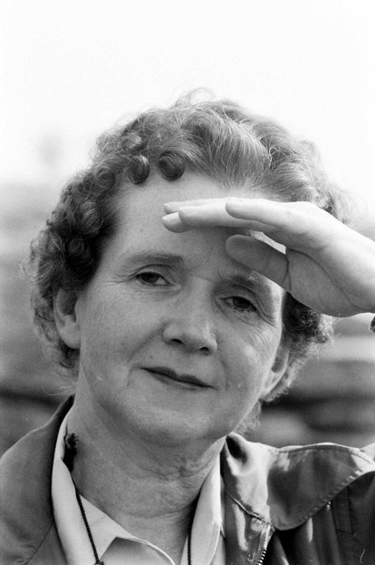 """Rachel Carson's """"Silent Spring"""" jumpstarted the movement that lead to the formation of Earth Day."""