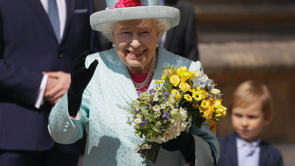 Queen Elizabeth turned 94 on Tuesday.