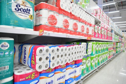 Stocked shelves will be a welcomed sight for those wondering when toilet paper is coming back in stock everywhere.