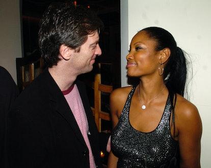 'RHOBH's Garcelle Beauvais & ex-husband Mike Nilon in 2005