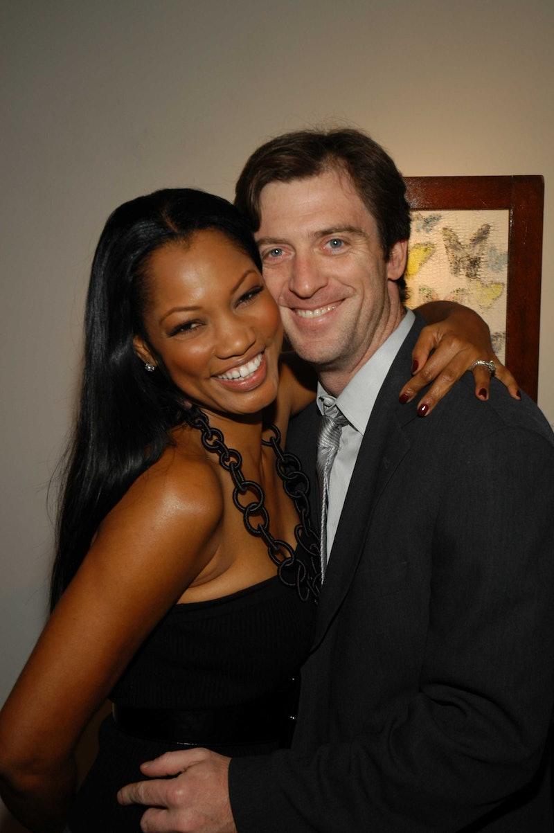 'RHOBH's Garcelle Beauvais & ex-husband Mike Nilon in 2005.