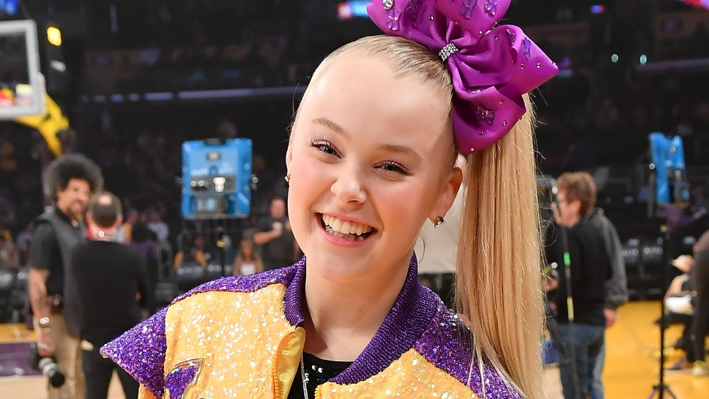 Jojo Siwa With Her Hair Down Is Truly A Whole New Person