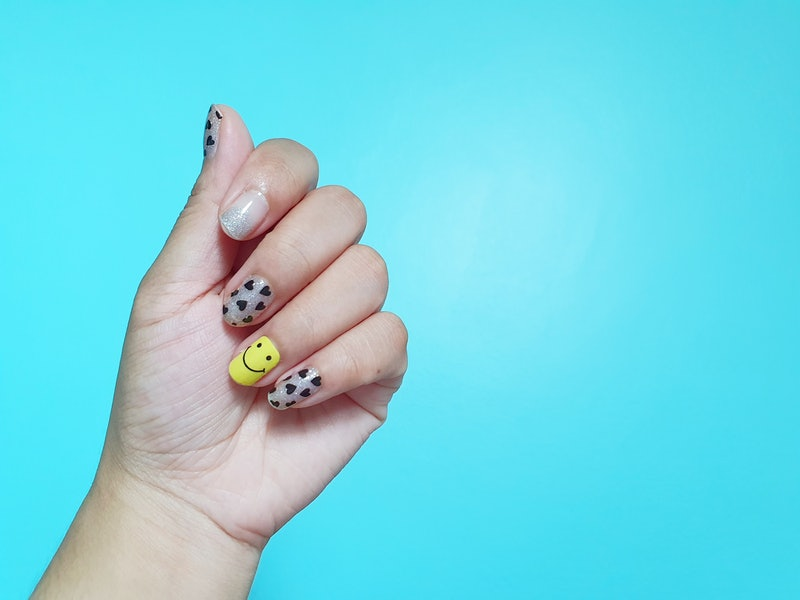 5 Easy Nail Art Designs To Try At Home