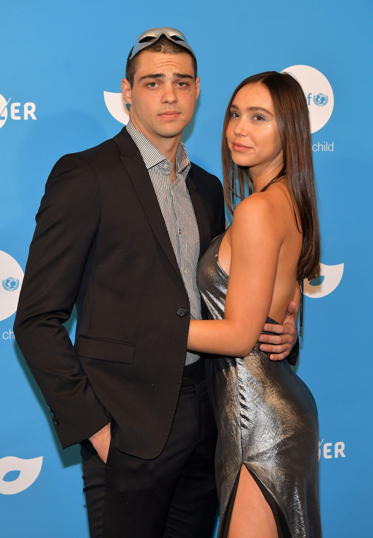 Noah Centineo and Alexis Ren reportedly broke up after a year of dating.