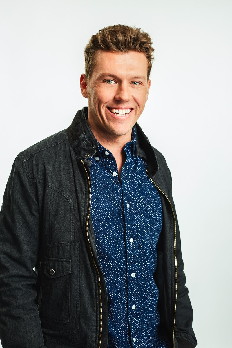 Brandon Mills From 'The Bachelor: Listen To Your Heart'