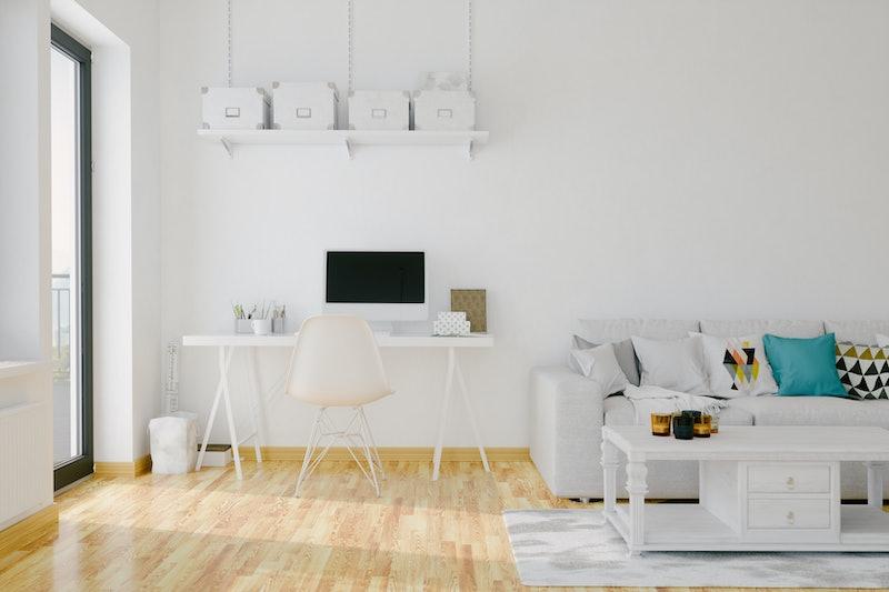 minimal, room