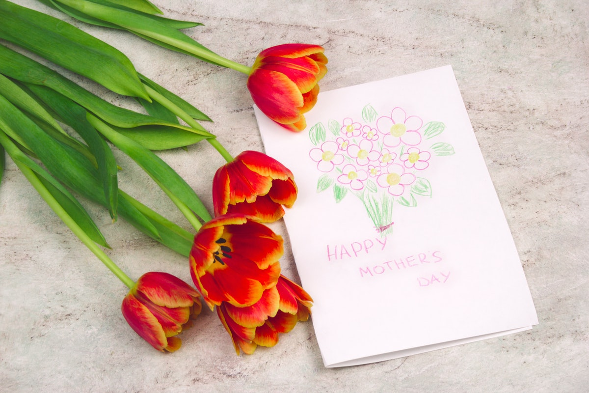 Here's what to know about sending your mom a card for Mother's Day 2020.