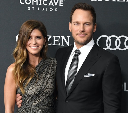 Chris Pratt and Katherine Schwarzenegger are reportedly expecting a baby