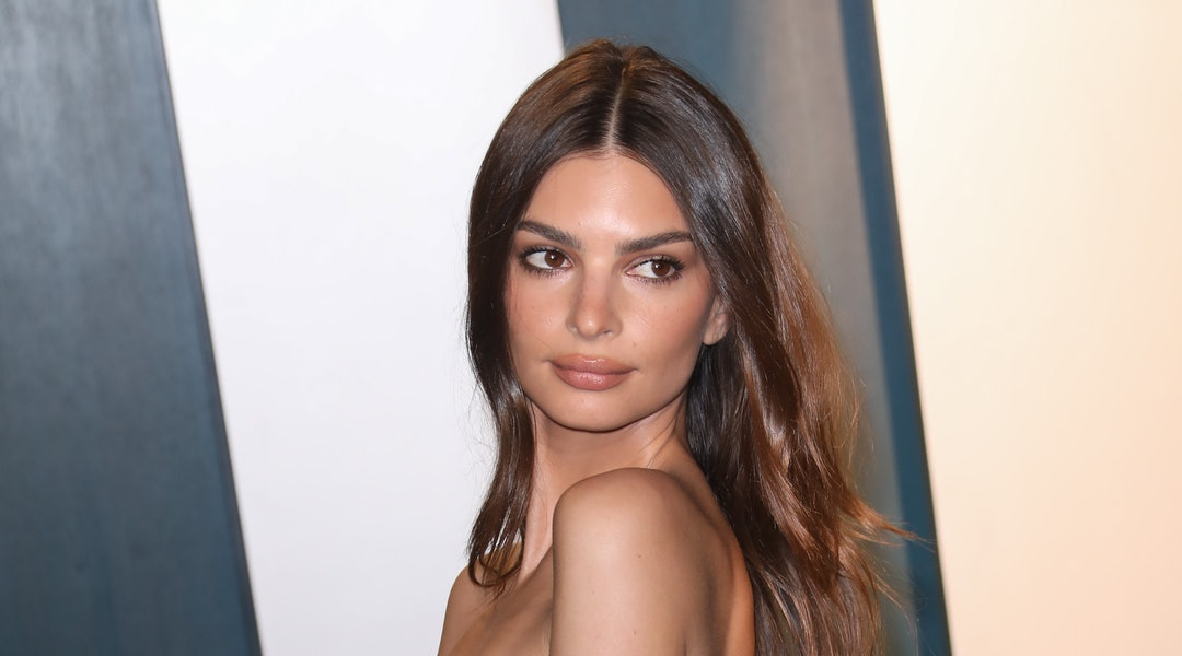 The skincare routine Emily Ratajkowski uses for glowing skin