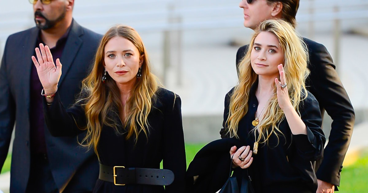 Ashely And Mary-Kate Olsen Should Be Your Quarantine Outfit Inspiration