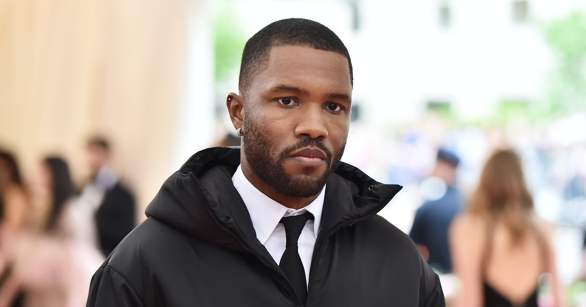Frank Ocean's new music is balm for a tortured spring