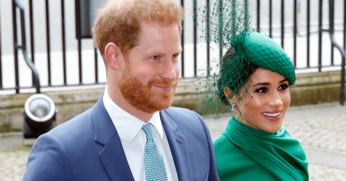 This Ring Is Practically A Dupe Of The One Meghan Markle Always Wears