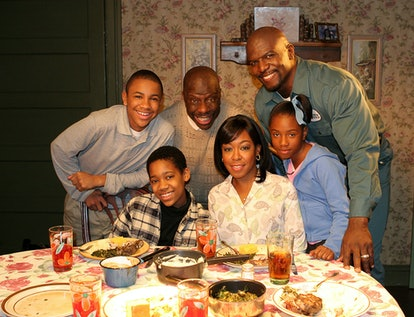 The cast of Everybody Hates Chris.