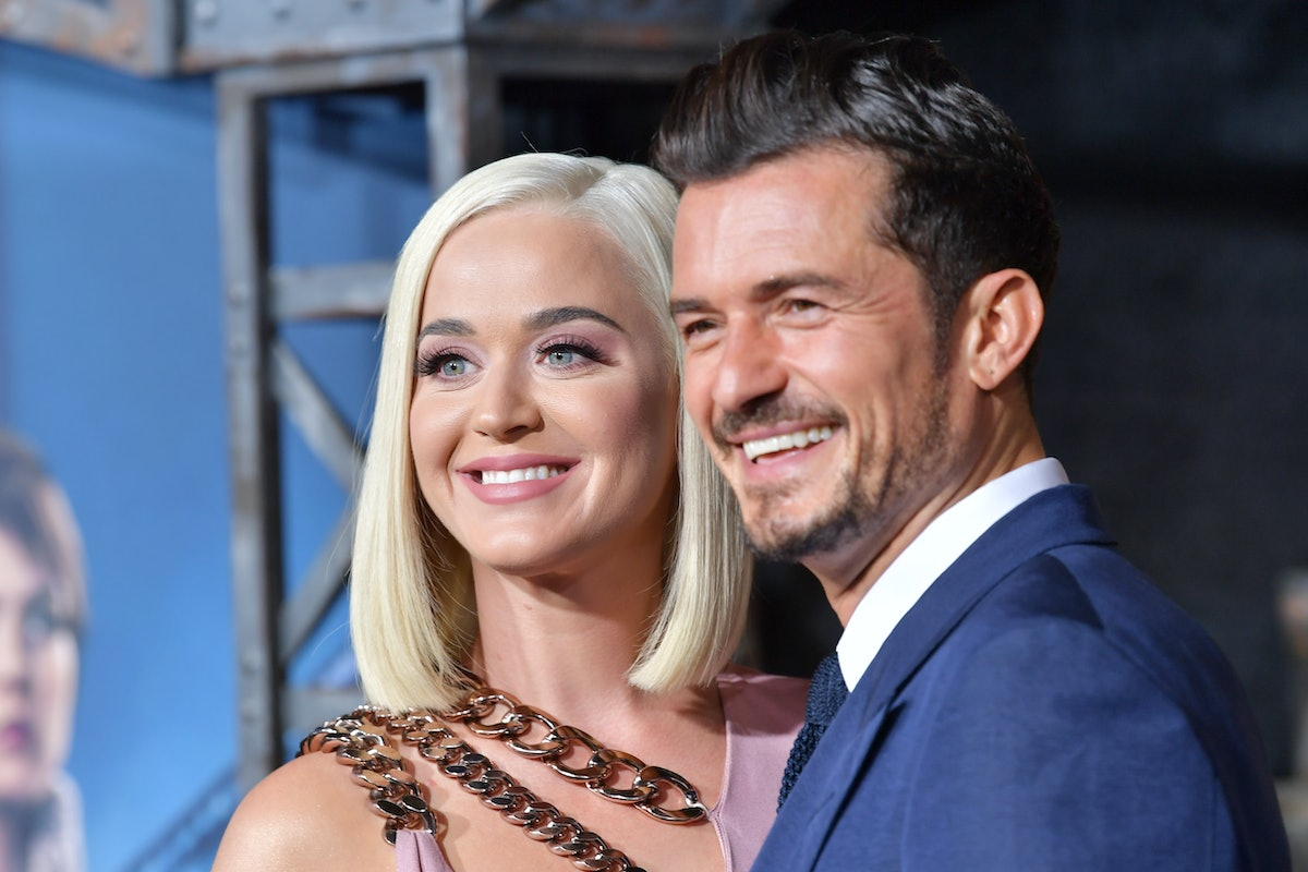 Katy Perry and Orlando Bloom's baby sex reveal Instagram is so cute.