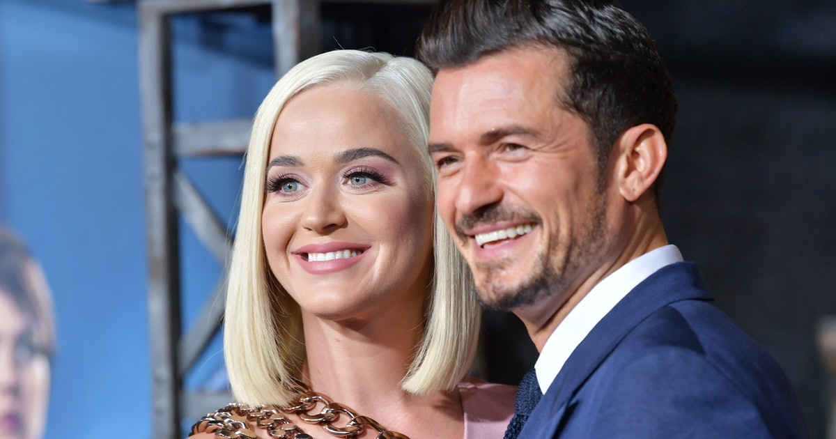 Katy Perry Orlando Bloom S Baby Sex Reveal Instagram Is An Adorable Mess