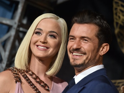 Katy Perry is having a baby girl with Orlando Bloom.