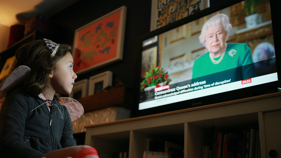 Queen Elizabeth sought to provide comfort and reassurance to those living in the United Kingdom on Sunday in a rare televised address regarding the ongoing coronavirus pandemic.