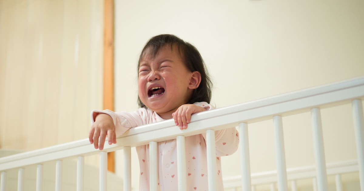 Why Do Toddlers Wake Up From Naps Crying? Here's What The ...
