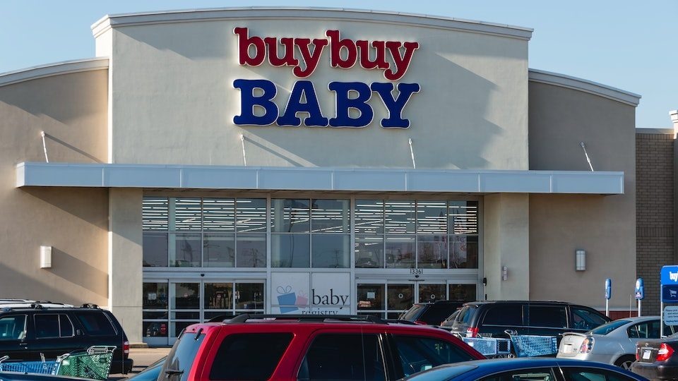 buybuy baby storefront