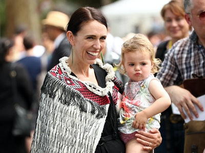 "New Zealand's prime minister Jacinda Ardern, the Easter Bunny and Tooth Fairy are, indeed, ""essential workers."""