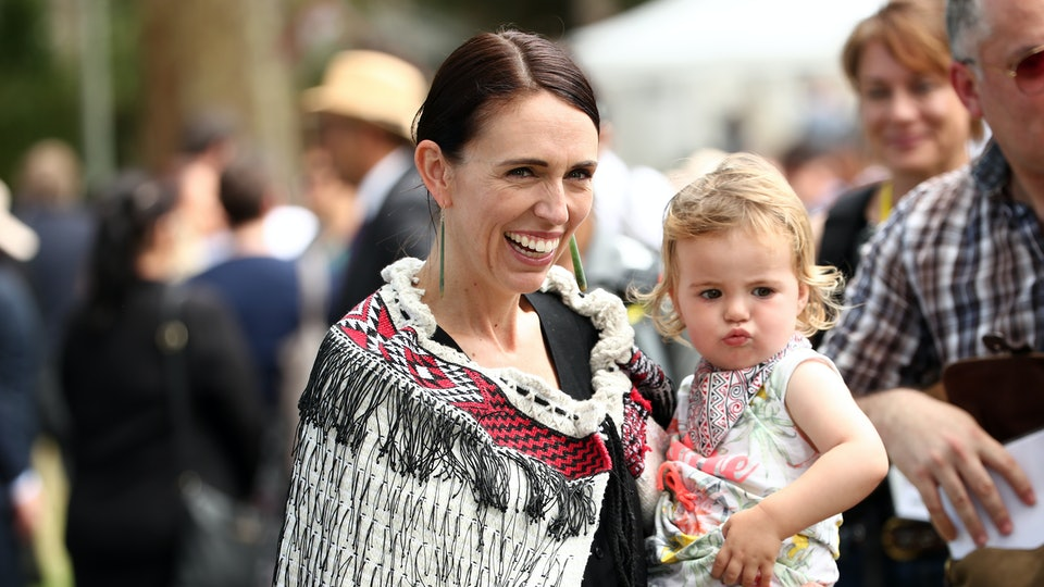 """New Zealand's prime minister Jacinda Ardern, the Easter Bunny and Tooth Fairy are, indeed, """"essential workers."""""""