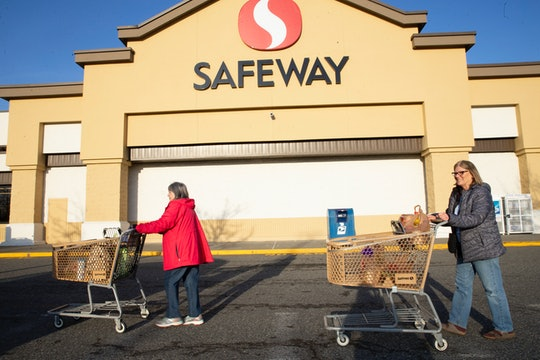 safeway grocery store
