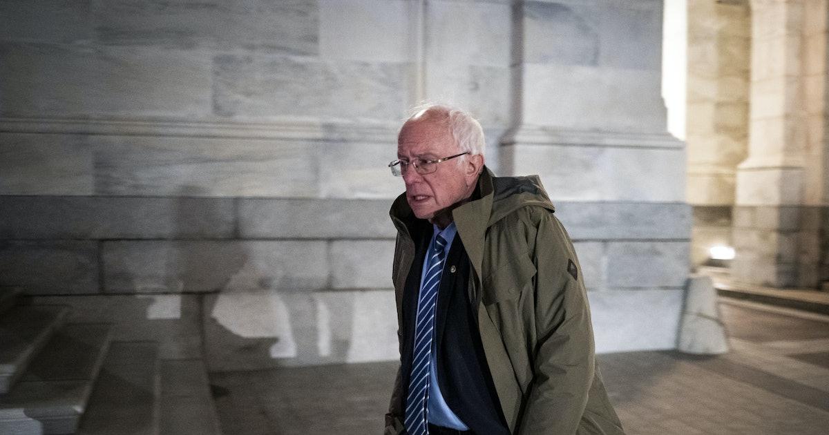 Bernie Sanders Is Ending His 2020 Campaign & Everyone Is Shocked
