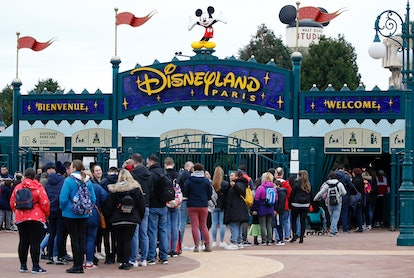 A Disney official has announced the company may require guests to consent to temperature checks before entering their theme parks.