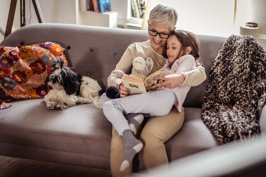 Considering you've been quarantined for 14 days, seeing grandparents may seem ok, but experts agree it's too risky.