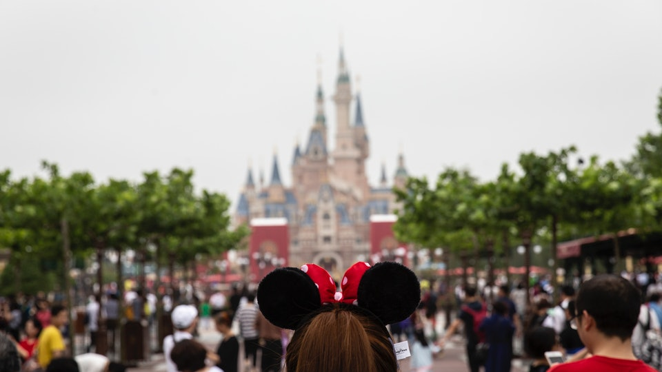 A company chairman has revealed Disney may do temperature checks on guests when parks reopen after the coronavirus pandemic.