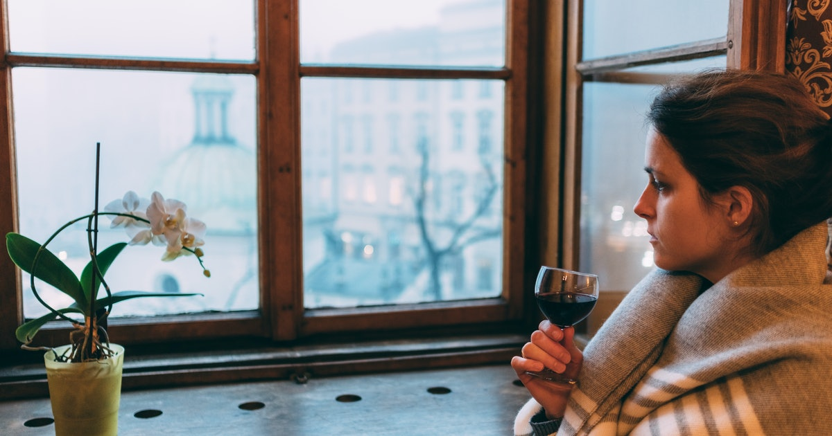 Experts Explain What Happens To Your Brain After A Glass Of Rosé